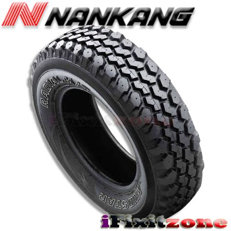 2 nankang n889 mudstar m t 235 75r15 104 101q load c 6 mud tires 235 75 new ebay