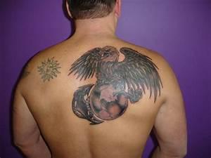 Cool Upper Back Tattoos for Men | Tattoos for Men