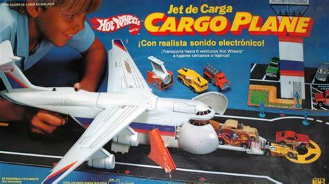 Hot Wheels Cargo Plane