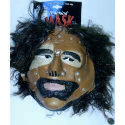 Mankind Wrestler Mask
