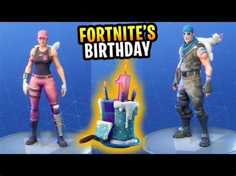 stink  fortnite  happy birthday