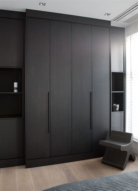 Black Wood Wardrobe Closet by Bekijk De Afbeelding Screen Closet Vestidor In 2019
