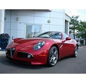 2008 Alfa Romeo 8C Competizione  Classic Italian Cars For