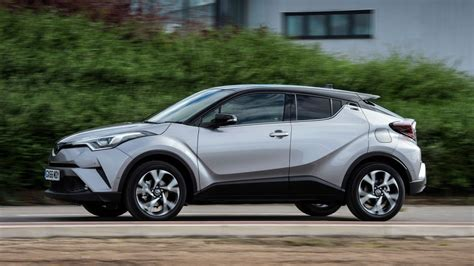 Toyota Chr (2017) Review By Car Magazine