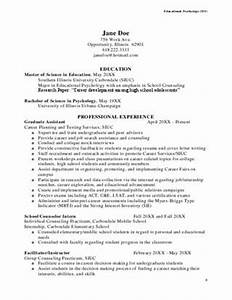Issuu siu resume sample by southern illinois university for Sample cover letter for practicum