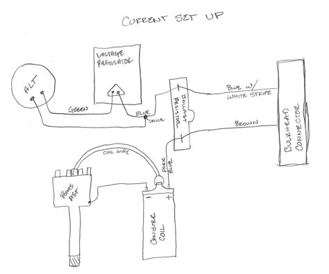 Mopar Point Ignition Wiring Diagram by Hei Conversion Wiring Detailed Schematic Diagrams