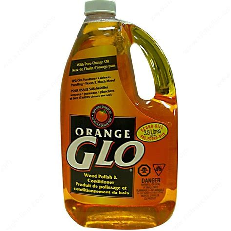 orange glo cleaner 092 richelieu hardware