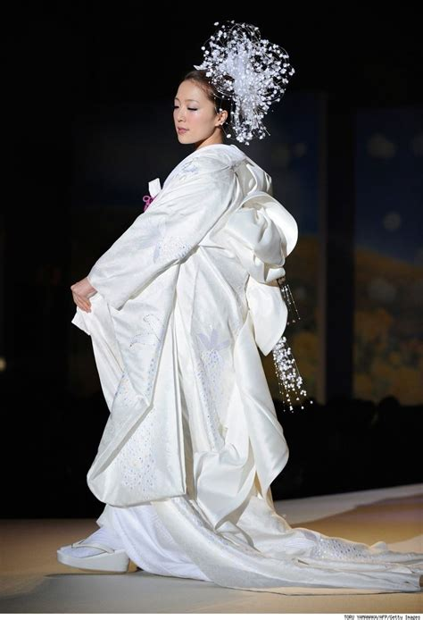 Traditional Japanese Wedding Kimono by Modern Variation Of Traditional Japanese Wedding Japan