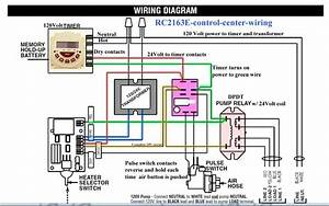 Photocell And Timeclock Wiring Diagram