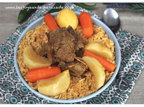 cuisine à la vapeur recettes cuisine tunisienne chorba vapeur les joyaux de sherazade