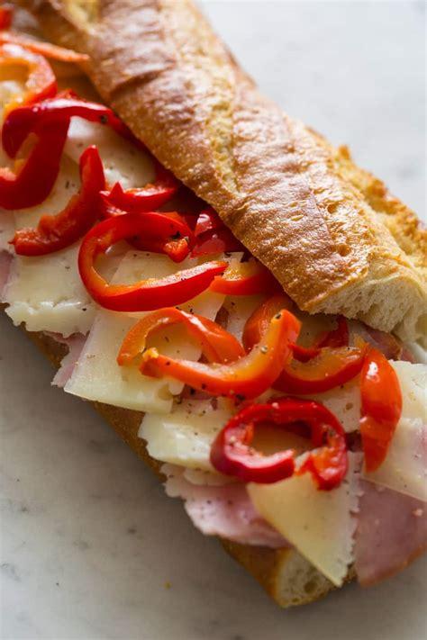 bocadillo bites sandwich recipe spoon fork bacon