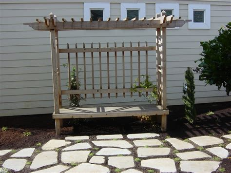 arbor in front of house hmm this stone floor in front of house yes gardening pinterest stones arbors and floors