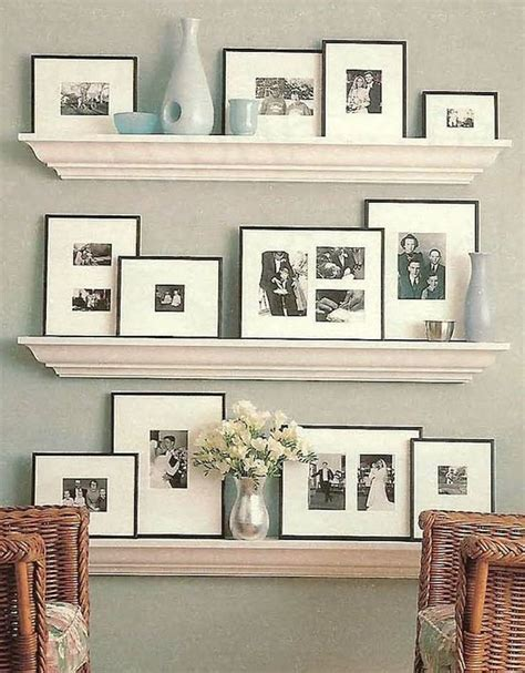 best 25 photo wall displays ideas on pinterest stair