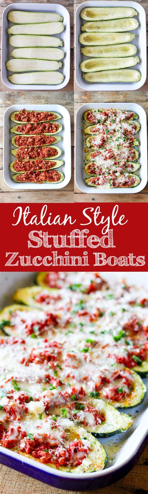 Zucchini Boats No Meat by Italian Style Stuffed Zucchini Boats No 2 Pencil
