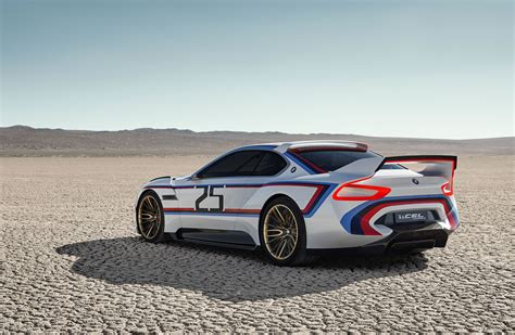 2018 Bmw 30 Csl Hommage R Concept Photos Specs And
