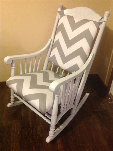 gray and white rocking chair cushions 25 best ideas about rocking chairs on