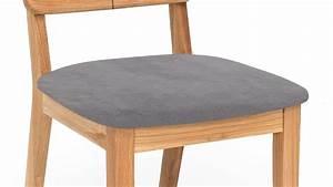 Sitzhöhe Stuhl Norm : stuhl norman 2 esszimmerstuhl stoff grau und eiche natur massiv ge lt ~ One.caynefoto.club Haus und Dekorationen