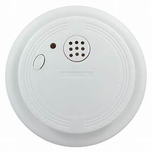 Usi Electric Smoke Detector 1208