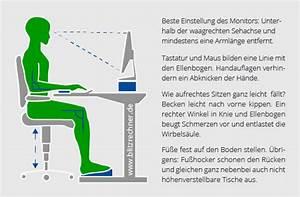 Sitzhöhe Berechnen : ergonomisch sitzen optimale h he von tisch stuhl berechnen ~ Themetempest.com Abrechnung