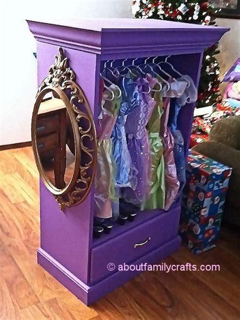 dress up quot closet quot use an cheap dresser pull out