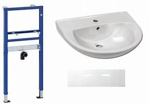 Geberit Vorwandelement Waschtisch : geberit waschtisch vorwandelement duofix basic waschbecken 60 cm ebay ~ Yasmunasinghe.com Haus und Dekorationen