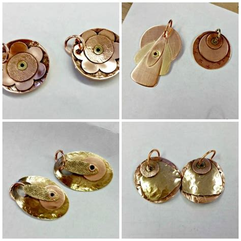 Intro to Jewelry Fabrication – Texturing, Forming