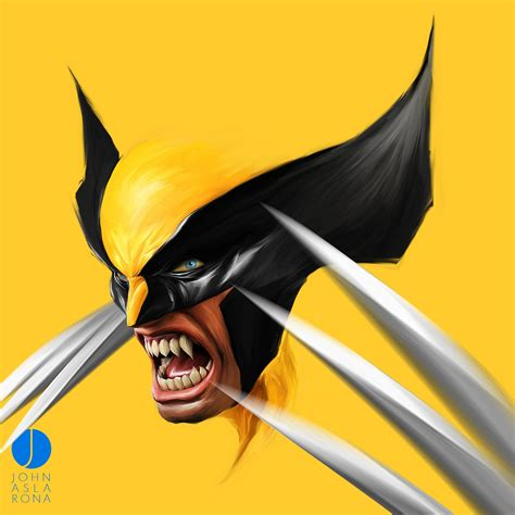 Art Wolverine Logan Wolverine Art Picture Zsolt Marvel