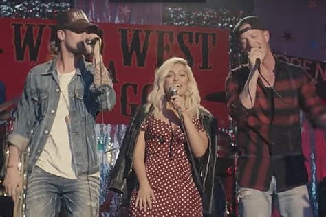 Fgl Meet Bebe Rexha In A Diner In 'meant To Be' Video