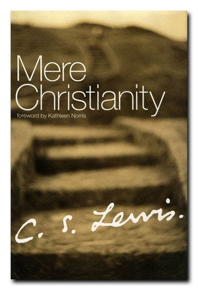 Book Review Mere Christianity Excatholic4christ