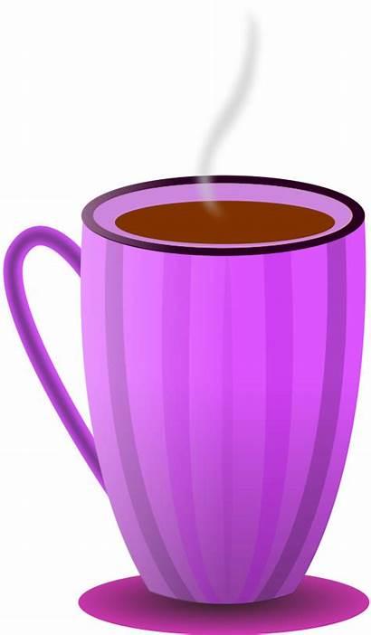 Cup Coffee Clip Clipart Mug Cups Tea