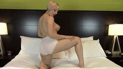 Panty Granny Panties Satin Fetish Posing Amateur