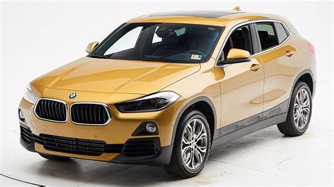 Built on a light truck drivetrain, these vehicles mix rugged. Head restraints are only weak spot for new BMW small SUV