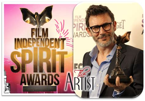 el artista michel hazanavicius pelicula completa la zona cine ganadores de los film independent spirit awards