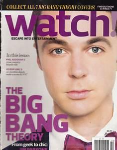 Big Bang Magazine : cbs watch magazine scans the big bang theory photo 8571600 fanpop ~ Melissatoandfro.com Idées de Décoration