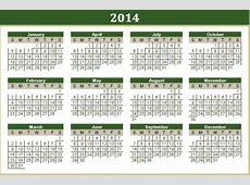 20132014 Academic Calendar