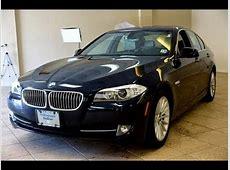 2011 BMW 5 Series 535i xDrive YouTube