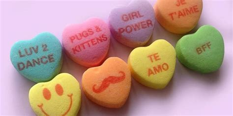 New Candy Hearts Are A Sign Of Our Crumbling Civilization ...