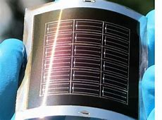 Low Cost Solar Cell Breakthrough With Copper Doped CdTe