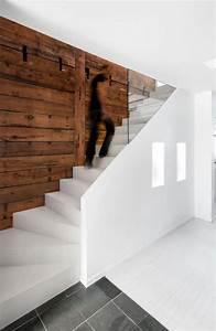 Escalier Quart Tournant Bas : escalier droit et escalier tournant en 100 designs superbes ~ Dailycaller-alerts.com Idées de Décoration