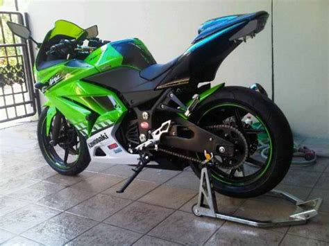 Modification Kawasaki 250r by The Photos Modifications Kawasaki 250 Diverse