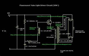Fluorescent Circuit Page 2   Light Laser Led Circuits
