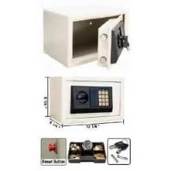 bunker hill electronic digital safe model 45891 floor wall