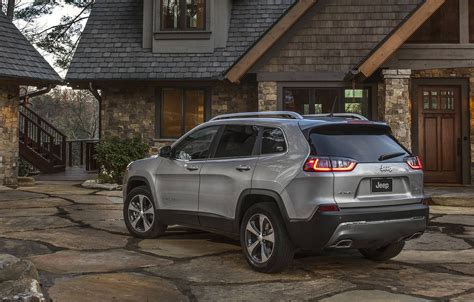 2019 Jeep Cherokee The Facelift Caraddictscom