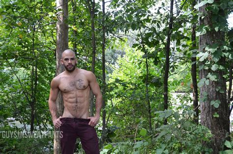 best friends austin wilde and arnaud chagall muscle fuck in the woods gay men sex blog