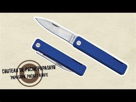le de poche uv le top couteaux de poche bleu outre mer couteaux pliants et pliables