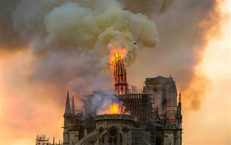 notre dame     fire worth worrying