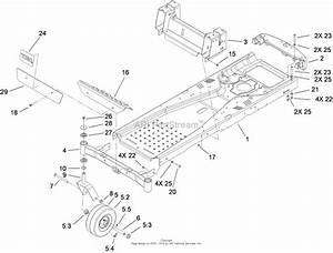 Toro Timecutter Z420 Wiring Diagram