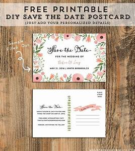 best 25 save the date templates ideas on pinterest save With diy save the date cards templates