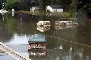 Louisiana Hurricane Katrina Flooding
