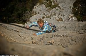 Daredevil Climber Mich Kemeter Scales Canyon